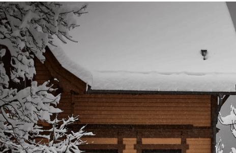 winterizing roof, winter roof